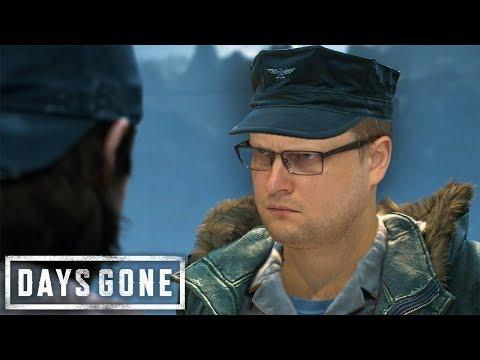 СТРОГИЙ ПОЛКОВНИК ► Days Gone #23