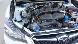 Subaru Impreza 2.0i FB20 Cold Air Intake