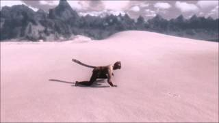 [VG] Skyrim - Mod - KISS Khajiit Cat Sprint and Sneak Thumbnail