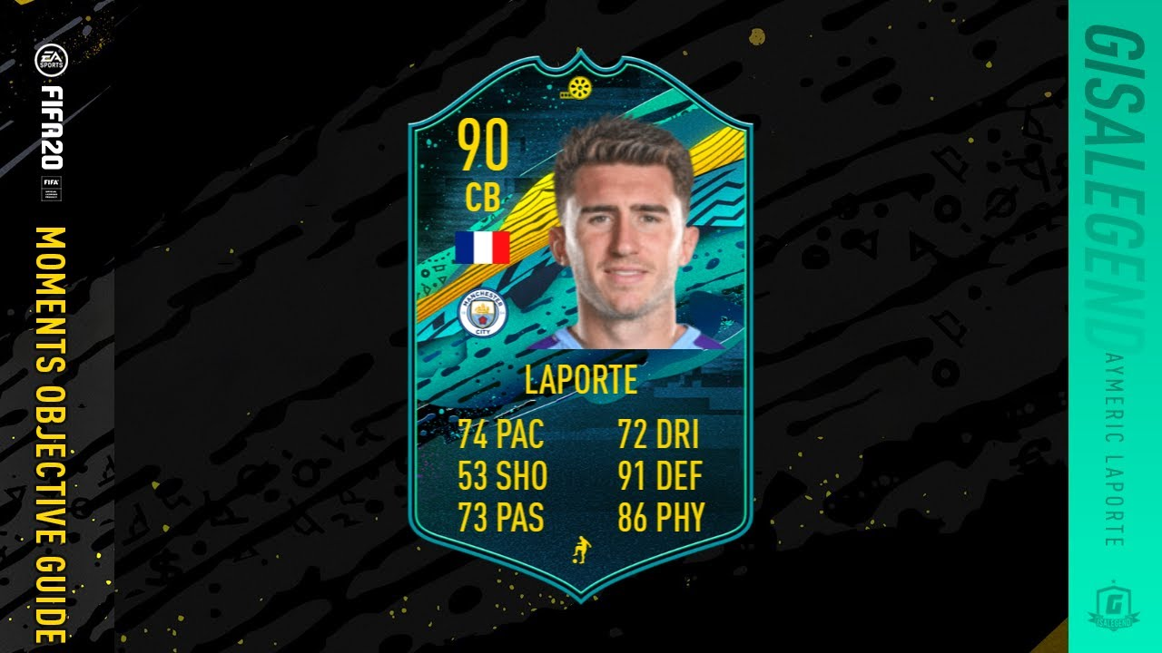 Laporte may not be one of the first names on your fut 21. Aymeric Laporte Fifa 21 : Aymeric Laporte Fifa 21 87 ...