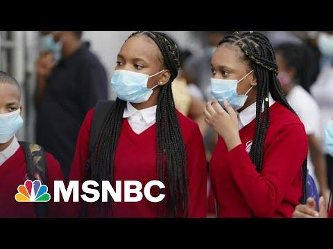 Children Make Up 21 Percent Of New Virus Cases, According To Report | Morning Joe | MSNBC
