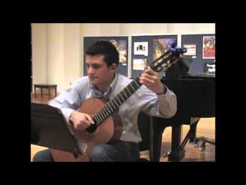 Act 8 Matt Ulrich Guitar Sevillanas John Truitt