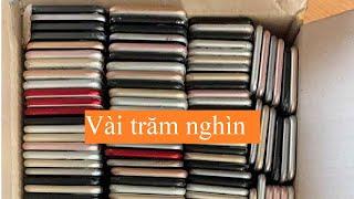 Số 44: VÀI TRĂM NGHÌN điệnthoại thanh lý giá rẻ cho anh em Samsung, iPhone, Oppo, Vivo, Nokia