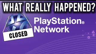 The 2011 PlayStation Network PSN Hack - What Really Happened? | MVG