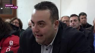 Ανεξαρτητοποίηση Παζαρτζικλή και επίθεση σε Τονικίδη-Eidisis.gr webTV