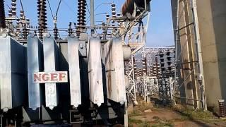 aptransco 132 33 kv substation