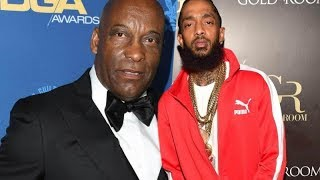 John Singleton's BM MAD about B.E.T. Awards: So they can honor Nipsey Hussle but Not John Singl