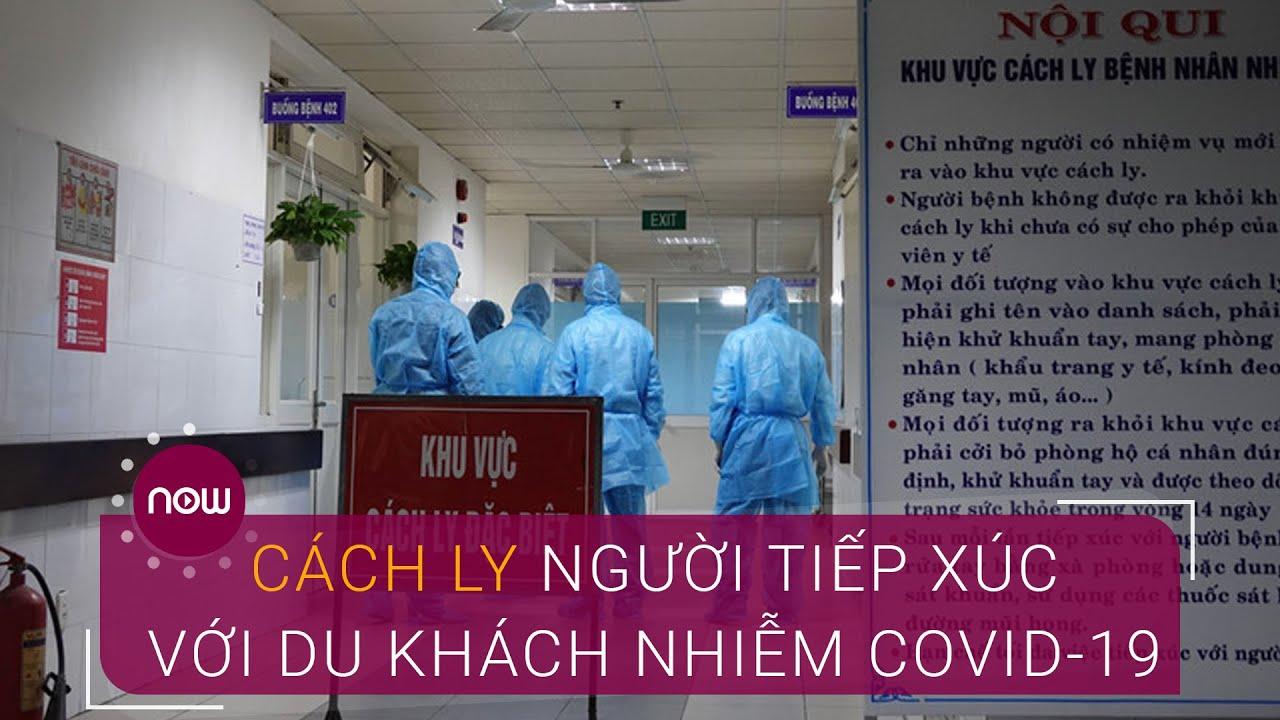 Đà Nẵng: Cách ly người tiếp xúc với du khách nhiễm Covid-19   VTC Now