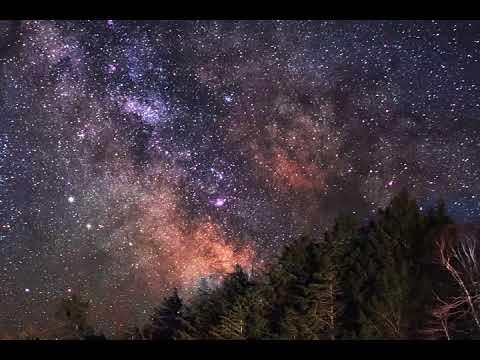 International Dark Sky Week: Time-lapse over Tahquamenon Falls
