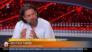 A Fidesz elkötelezett tagja az Európai Néppártnak  - Deutsch Tamás- ECHO TV