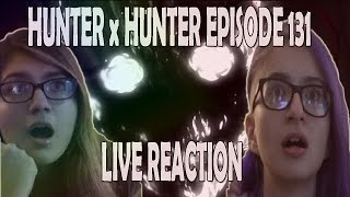 Hunter x Hunter Ep 131 Live Reaction