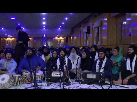 Bhai Jagpal Singh East London Rhensabhi Keertan 18 Nov 2017
