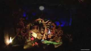 Splash Mountain - Front Row POV - Magic Kingdom - Walt Disney World