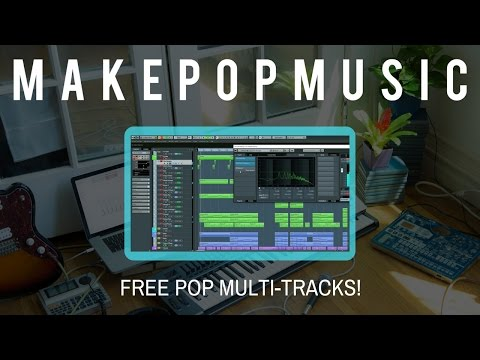 Advanced Music Production Techniques Free Multitracks Pop Beat