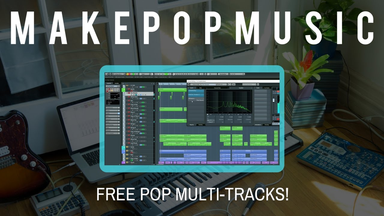 Advanced Music Production Techniques [Free Multitracks] Pop Beat
