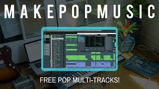 Advanced Music Production Techniques [Free Multitracks] Pop Beat