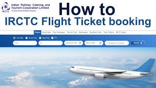 How to 𝐛𝐨𝐨𝐤 𝐜𝐡𝐞𝐚𝐩 𝐟𝐥𝐢𝐠𝐡𝐭 𝐭𝐢𝐜𝐤𝐞𝐭 𝐰𝐢𝐭𝐡 𝐢𝐫𝐜𝐭𝐜 website 2021    Flight booking website