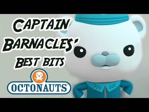 Octonauts - Captain Barnacles Bear | 60+ minutes | Character Best Bits