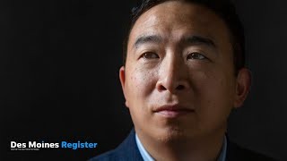 Full interview: Andrew Yang meets with the Register's editorial board (12.10.19)