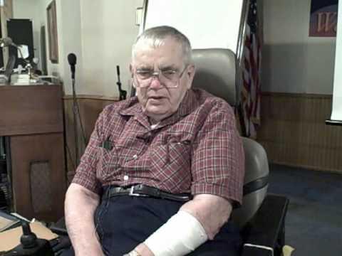 Irving Carlson, 90 year old farmer from Minnesota, LifeBio