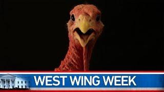 """West Wing Week: 11/28/14 or, """"We Need Turkey"""""""