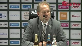 1878 TV | Pressekonferenz 04.10.2019 Augsburg - Berlin 1:2