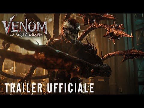 Venom: La Furia Di Carnage - Nuovo Trailer Ufficiale | Prossimamente al cinema