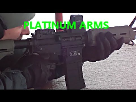 The Sightmark Ultra Shot QD reflexsight (                                 SM14000)                                is water resistant, fairly durable, and has multiple reticles to select from. This review is on                                 YouTube                                .