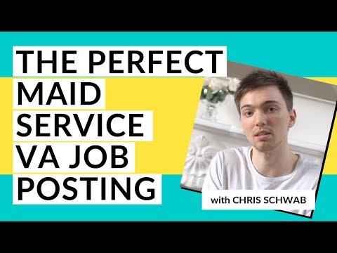maid-service-hiring:-the-perfect-job-description-for-a-va