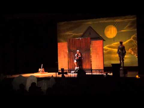 Pulled- The Addams Family (Alverno High School)