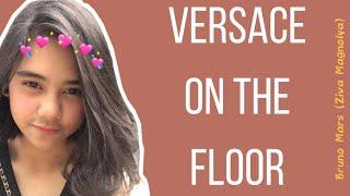 Download Lagu Bruno Marz - Versace On The Floor (Zifa Indonesian Idol 2020)(Lyrics Video) mp3