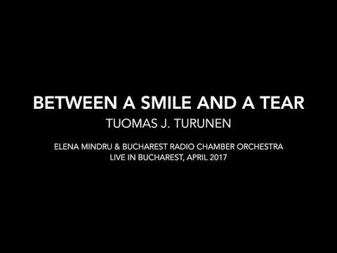 Between A Smile And A Tear - Elena Mindru & Bucharest Radio Chamber Orchestra