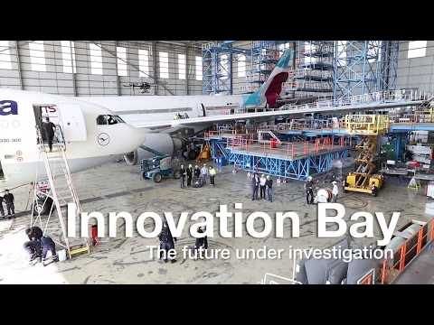 Innovation Bay - technologies for the future of aircraft overhauls