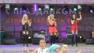 МЕЧТЫ - Зимняя вишня (Анжелика Варум cover). vk.com/vocalbanddreams (т.:89233540886).