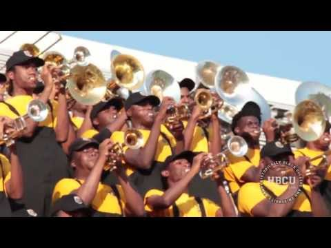 Alabama State Marching Band (2013) - Knuck if you buck