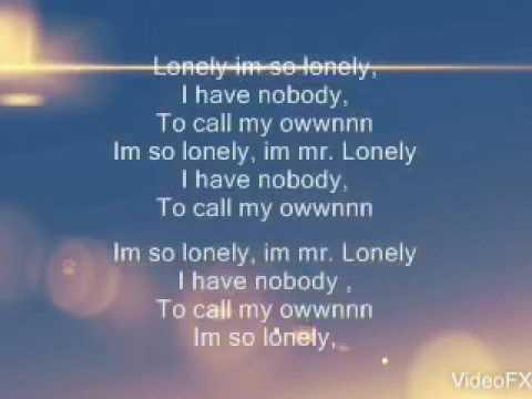 Akon- Lonely lyrics
