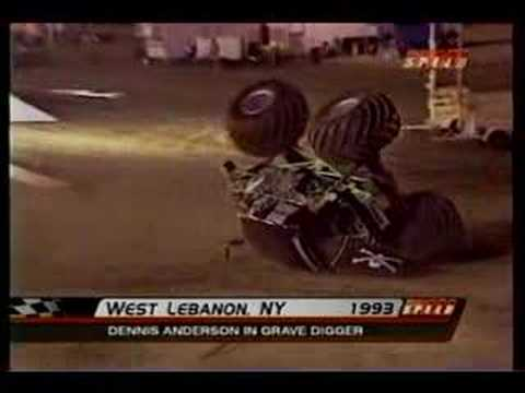 grave digger vs. ufo 1993