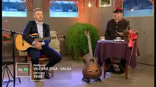 """Raidījums """"Vilciens Rīga - Valka"""" - 03.12. plkst. 19:45"""