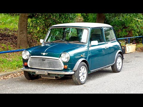 1991 Carbureted Mini Cooper 1275 (USA Import) Japan Auction Purchase Review