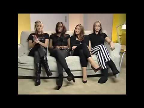 All Saints interview - MTV Italy - 2006