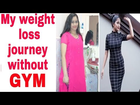 My weight loss journey no gym no diet no stress|Lose weight Naturally|Be natural