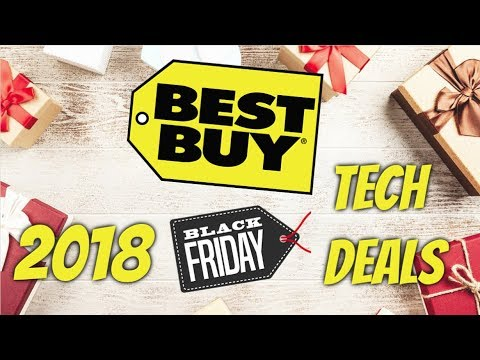 Best Black Friday Tech Deals 2018