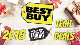 Best Buy Black Friday Tech Deals 2018
