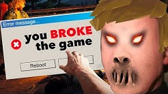10 Recent WORST Game BREAKING Glitches