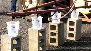 Easy way to: Sprayer Calibration