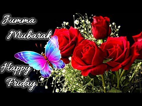 💞💞Jumma mubarak Dua Latest Whatsapp status by shine my heart💞💞