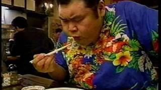 藤原組長と寿司早食い対決!! thumbnail