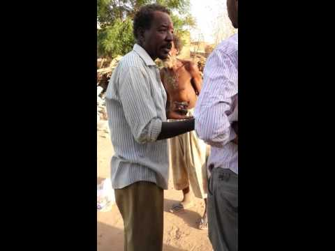 ALI ALSANGAK AGAINST THE LOCAL SUDANESE GOVERNMENT لماذا الخرطوم قد اختيرت أقذر مدينة في العالم
