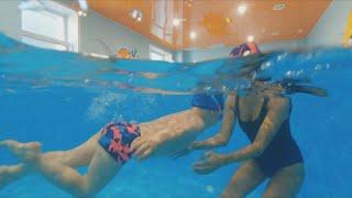 Фото Подводная видеосъемка детей   Тула   Москва   Детский бассейн