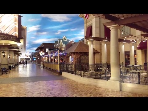 AMERISTAR CASINO + HOTEL in Kansas City MO 3rd ZIMALETA TRAVEL USA VLOG